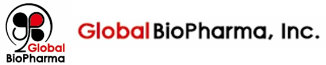 Global BioPharma, Inc. Logo
